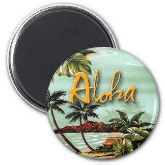 Aloha Tropical Magnet