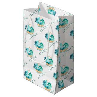 Aloha Tropical Small Gift Bag