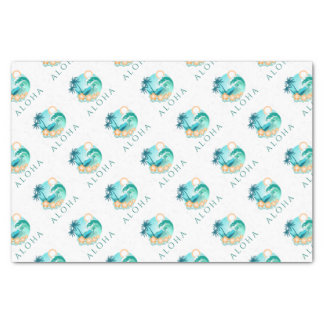 Aloha Tropical Tissue Paper