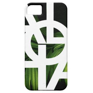 Aloha White Graphic Hawaii Palm iPhone 5 Covers