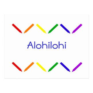 Alohilohi Postcard