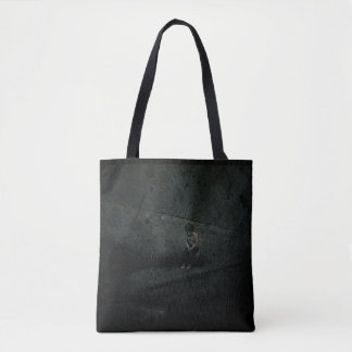 Alone In ABig World Tote Bag