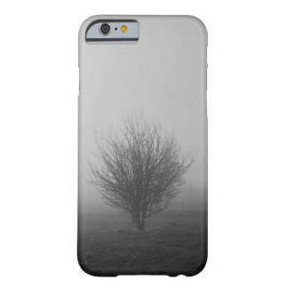 Alone in the Fog Barely There iPhone 6 Case