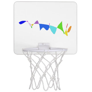 Alone Mini Basketball Hoop