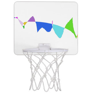 Alone Mini Basketball Hoop