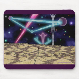 Alone... Mouse Pad