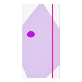 Alone Picture Card