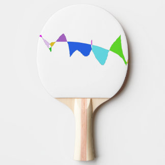 Alone Ping Pong Paddle