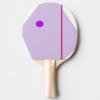 Alone Ping Pong Paddle