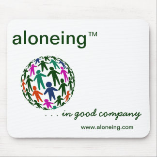 aloneing Mousepad