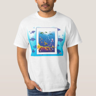 Along the Great Barrier Reef (2) T-shirt