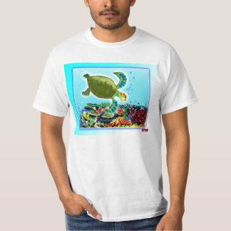 Along the Great Barrier Reef Shirt