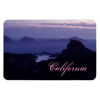 Along the Pacific Coast Highway, California Magnet