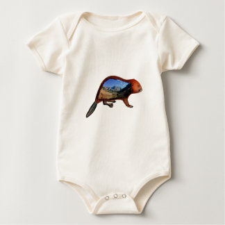 Along the Riverbend Baby Bodysuit