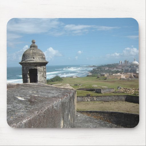 Along the Watch Tower Mousepad