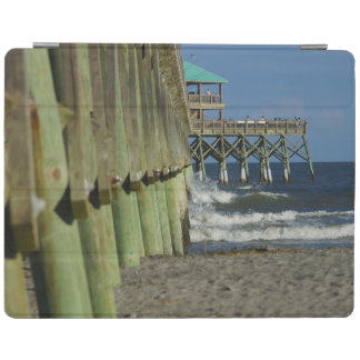 Alongside Folly Pier iPad Cover