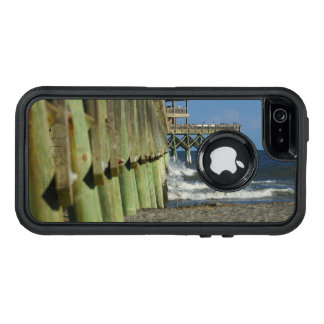 Alongside Folly Pier OtterBox Defender iPhone Case