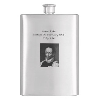 Alonso Lobo Hip Flask