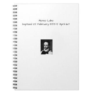 Alonso Lobo Notebook