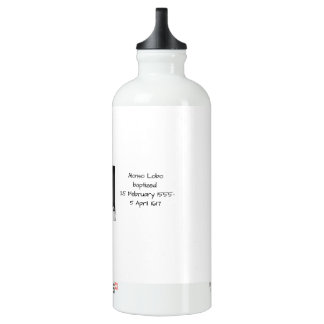 Alonso Lobo Water Bottle