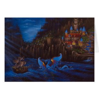 Alos Castle Greeting Card 2