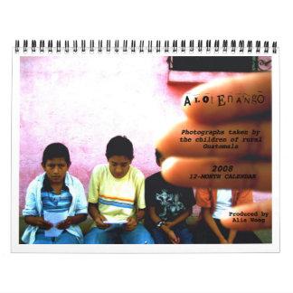 Alotenango Wall Calendars