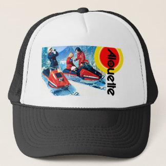 Alouette Snowmobiles Trucker Hat