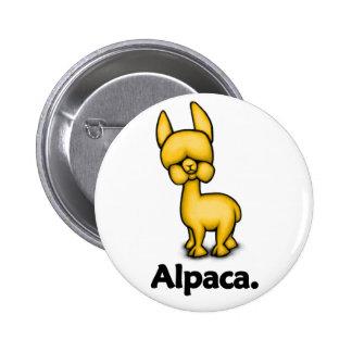 Alpaca Alpaca. Buttons