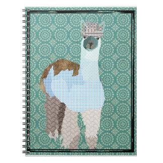 Alpaca Art Notebook