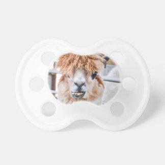 Alpaca Baby Pacifiers