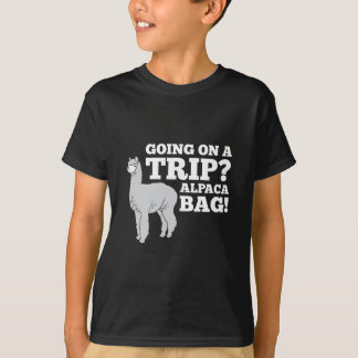 Alpaca Bag T-Shirt