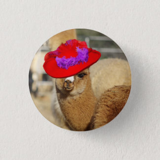 Alpaca Button