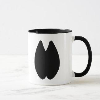 Alpaca Footprint Mug