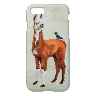 ALPACA & INDIGO BIRD iPhone 7 CASE