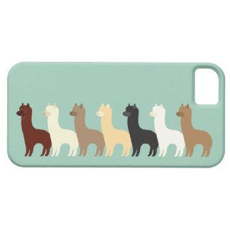 Alpaca iPhone 5 Covers