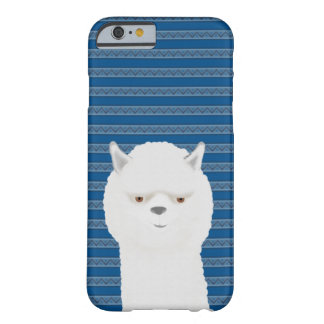 Alpaca iPhone 6/6s, Barely There Phone Case