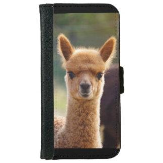 Alpaca iPhone 6 Wallet Case