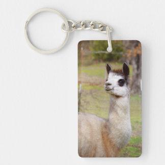 Alpaca Keychain Topsi