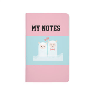 Alpaca Love Notes Journal