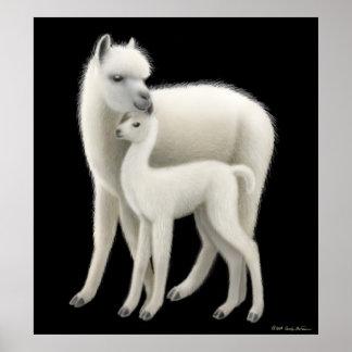 Alpaca Love Poster