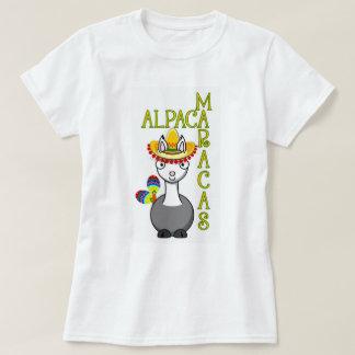 Alpaca Maracas T-Shirt