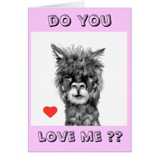 Alpaca ME love-love ? Carte