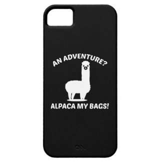 Alpaca My Bags iPhone 5 Covers