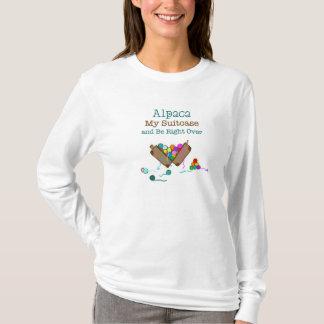 Alpaca My Suitcase Long-sleeved T-shirt