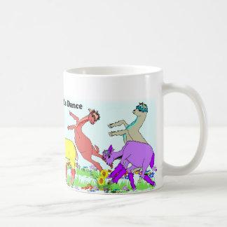 Alpaca Pals Dance Coffee Mug