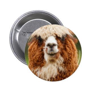Alpaca Pin