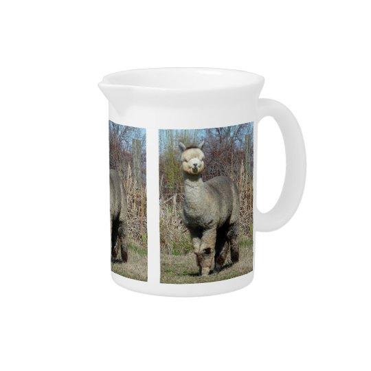Alpaca Pitcher