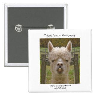 Alpaca Promo Piece Pins