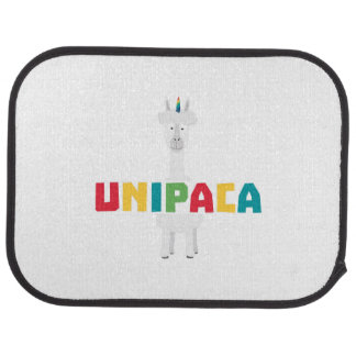 Alpaca Rainbow Unicorn Z0ghq Car Mat