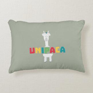 Alpaca Rainbow Unicorn Z0ghq Decorative Pillow